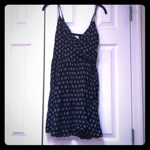 Abercrombie & Fitch open leg dress